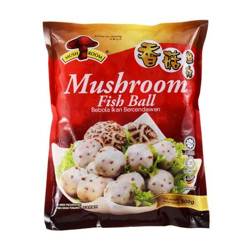 M Mushroom Ball 500GM/PKT