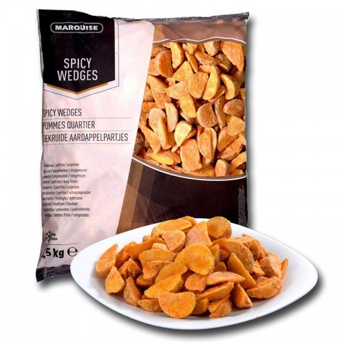 MARQUISE SPICY WEDGES 2.5KG/PKT