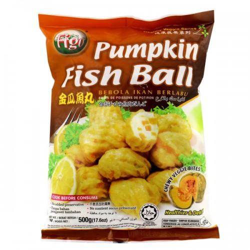 Figo Pumpkin Full Ball 500GM/PKT