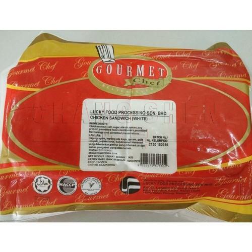 Gourmet Chef Sausage 8 特大香肠 1 kg/pkt
