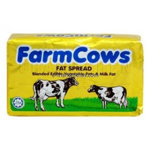 Farm Cow Salted Butter    250 gm/block
