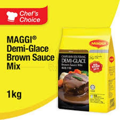 Maggi Brown Sauce   1 kg/pkt