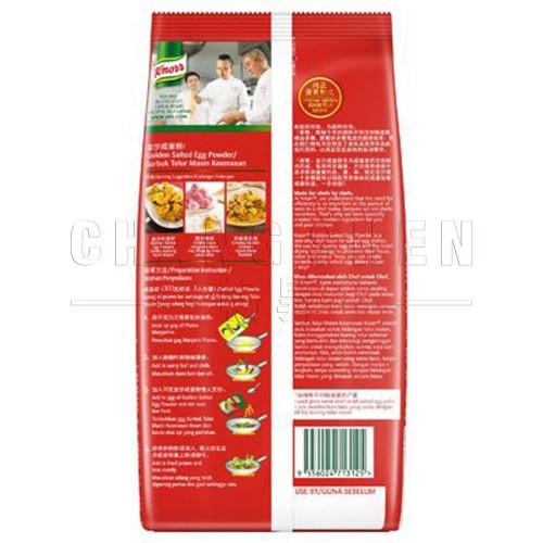 Knorr Golden Salted Egg Powder | 800 gm/pkt