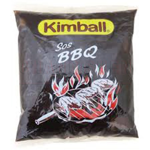 Kimball BBQ Sauce   1 L/pkt