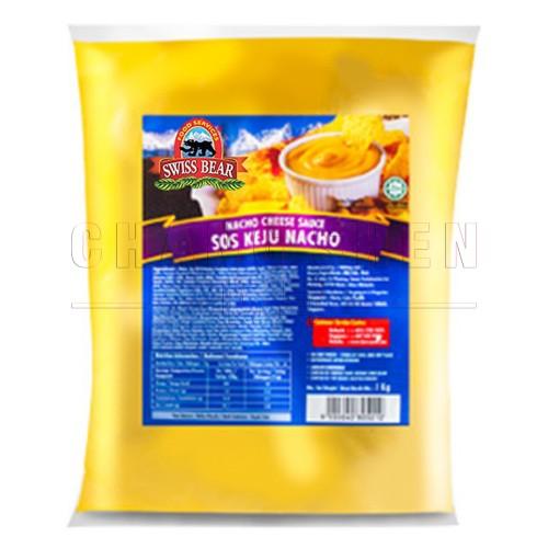 Swiss Bear Nacho Cheese Sauce | 1 kg/pkt