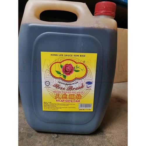 Heng Lee Premium Light Soy Sauce | 5 L/btl