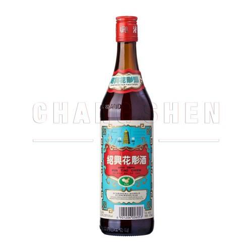 Shao Hsing Hua Tiao Wine   640 ml/btl