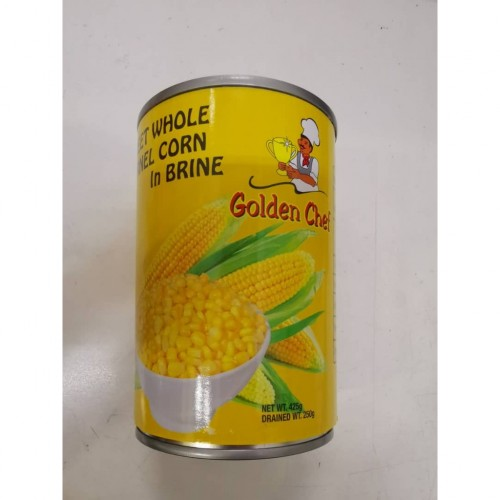 Golden Chef Corn Kernel   425 gm/can