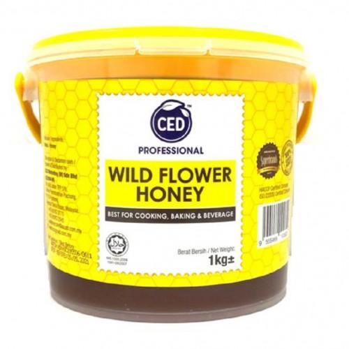 CED WILD FLOWER HONEY | 1 kg/btl