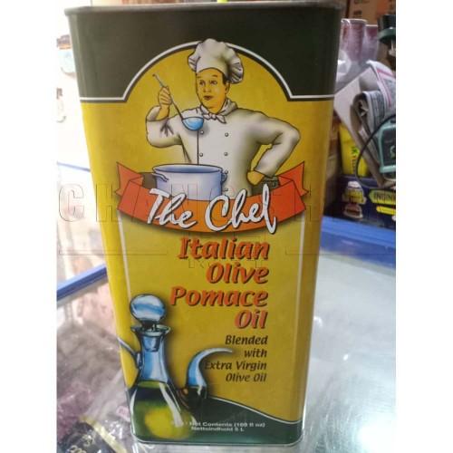 Olive Oil Mix Extra Virgin Olive Oil   5 L/btl