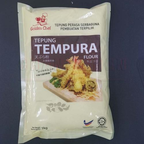 Golden Chef Tempura Ko   1 kg/pkt