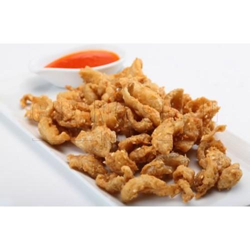 Chicken Skin   2 kg/pkt