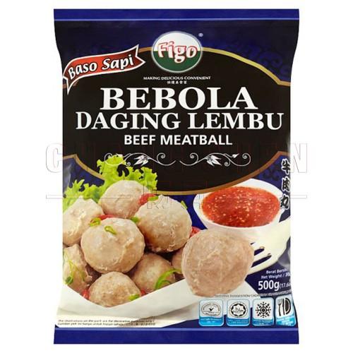 Figo Beef Ball | 500 gm/pkt