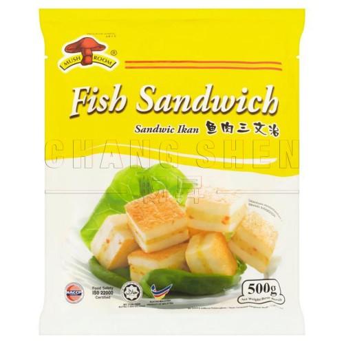 M Fish Sandwich | 500 gm/pkt