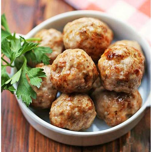Ci Pork Meat Ball   125 pcs/pkt