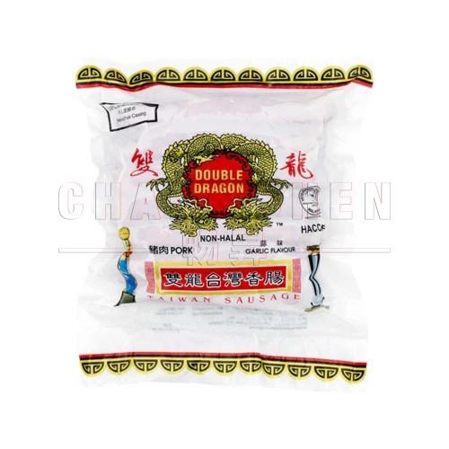 Double Dragon Taiwan Sausage   860 gm/pkt