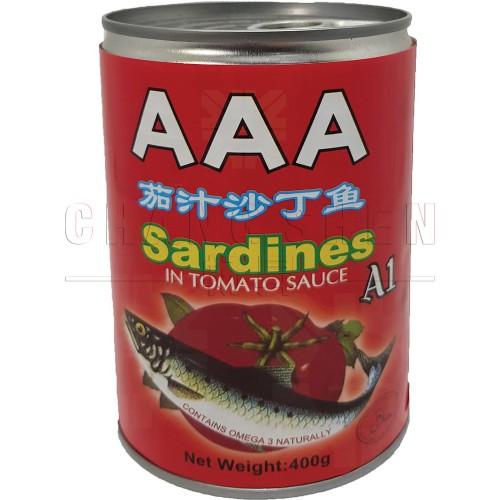Sardines 沙丁鱼 | 400 gm/can