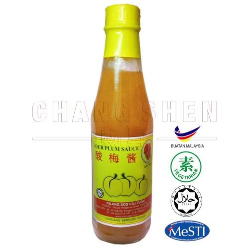 Tupai Plum Sauce  | 340 gm/btl