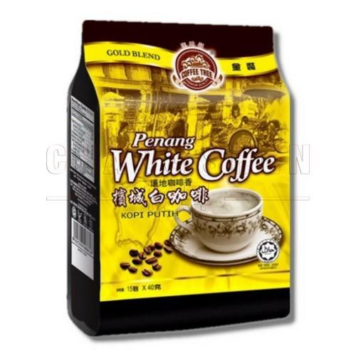Coffee Tree Penang White Coffee   30 stick x 40 gm/pkt