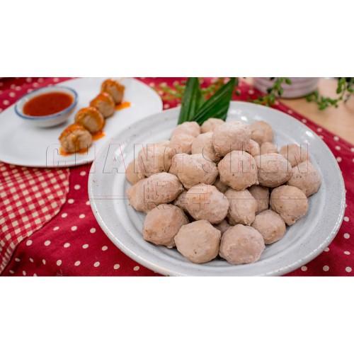 Pork Meat Ball 猪肉丸  130 pcs/pkt