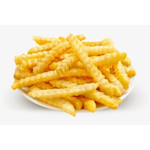 Primafrit Crinkle Cut Fries 薯条有牙   1 kg/pkt