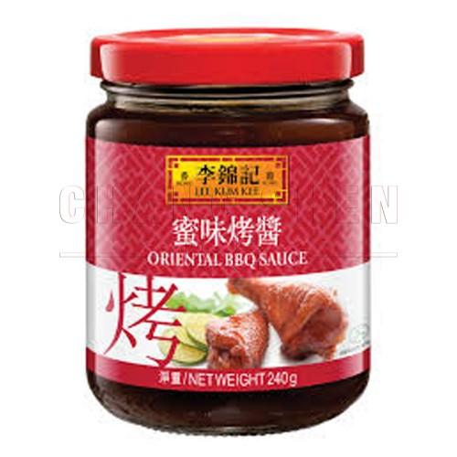 Lee Kum Kee Oriental BBQ Sauce   240 gm/btl