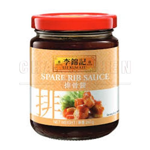 Lee Kum Kee Barbecue Sauce | 240 gm/btl
