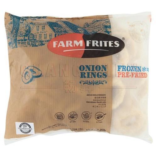 Farm Frites Onion Ring 大葱圈  1 kg/pkt