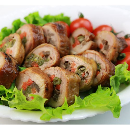 JS Chicken Roll (Loh Bak) | 10 pcs/pkt