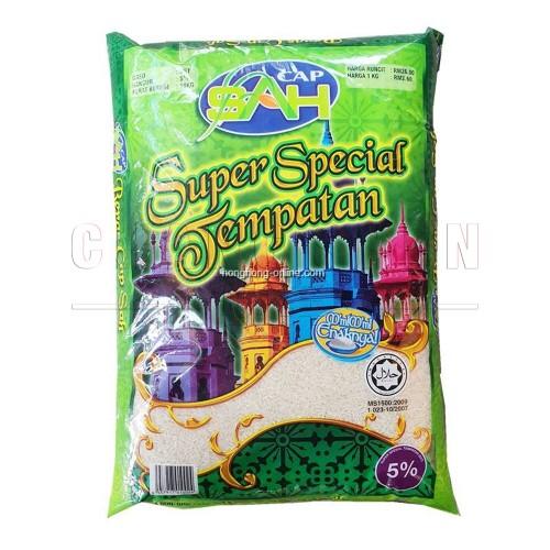 SAH Super Special Tempatan Rice   10 kg